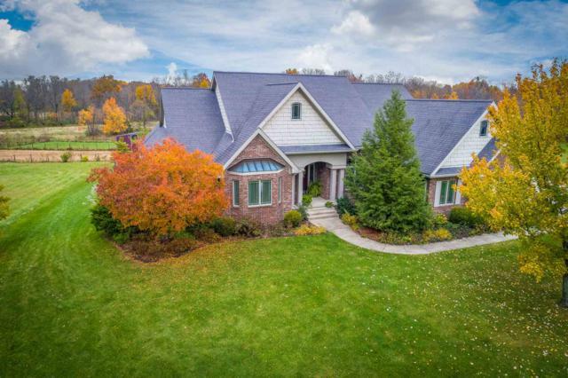 10990 W Bethel Avenue, Gaston, IN 47342 (MLS #201849337) :: The ORR Home Selling Team