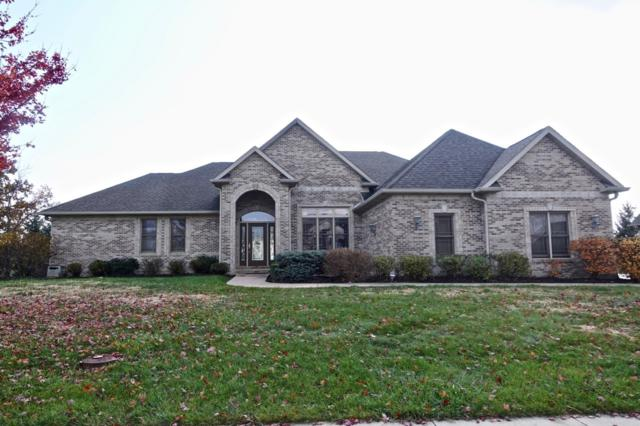5205 W Shoreline Terrace, Muncie, IN 47304 (MLS #201849349) :: Parker Team