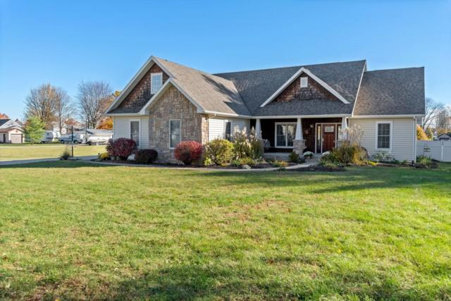 218 N Olive St., Farmland, IN 47340 (MLS #201849918) :: The ORR Home Selling Team