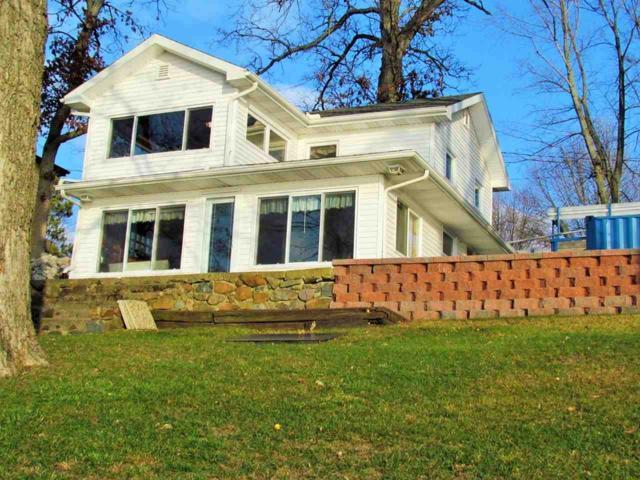 4696 N Reuben Court, Monticello, IN 47960 (MLS #201849967) :: The Romanski Group - Keller Williams Realty