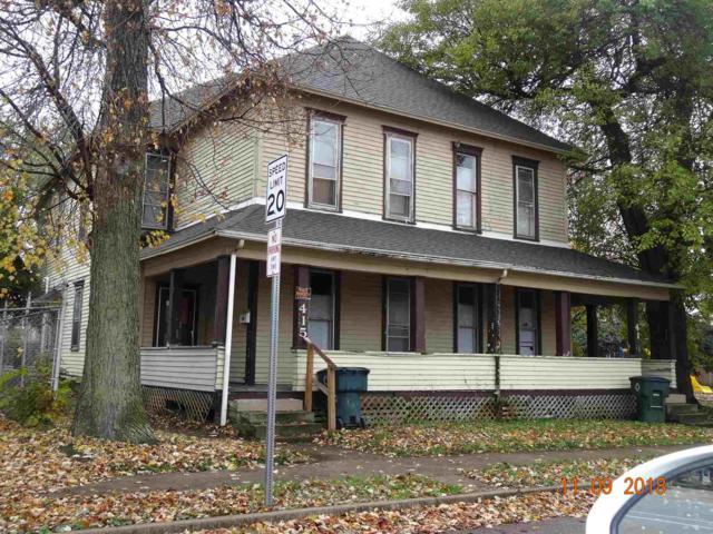 415 E Gilbert Street, Muncie, IN 47305 (MLS #201850020) :: The ORR Home Selling Team