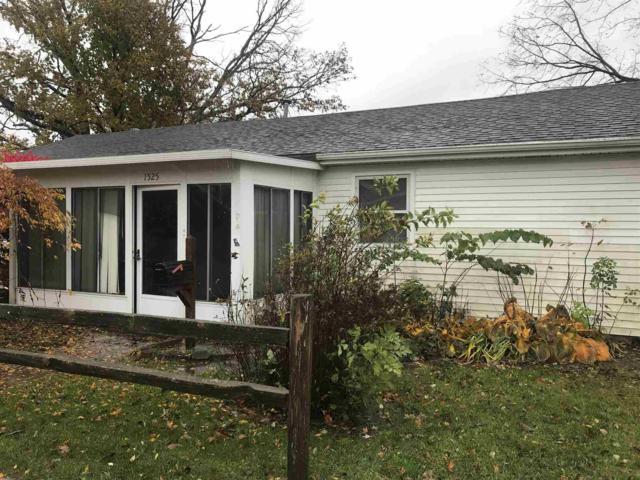 1525 N Jefferson Street, Hartford City, IN 47348 (MLS #201850048) :: The ORR Home Selling Team