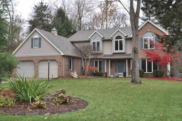 21663 Knobcone Court, Bristol, IN 46507 (MLS #201850113) :: The ORR Home Selling Team