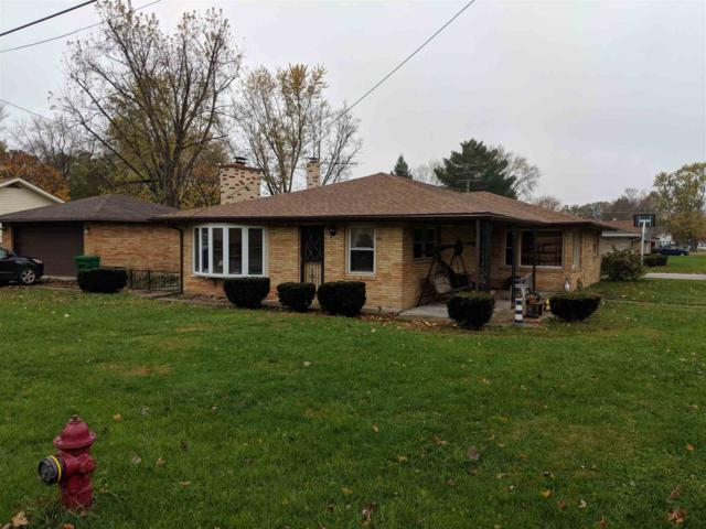 14301 W 4th Street, Daleville, IN 47334 (MLS #201850199) :: The ORR Home Selling Team