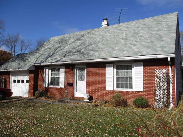 4208 N 4208, Muncie, IN 47304 (MLS #201850337) :: The ORR Home Selling Team