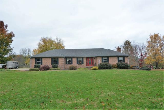 2702 SW White Church Road, Princeton, IN 47670 (MLS #201850352) :: The ORR Home Selling Team