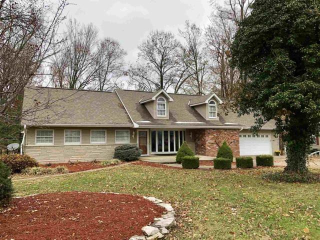 2723 Broadview Drive, Bedford, IN 47421 (MLS #201851200) :: The ORR Home Selling Team