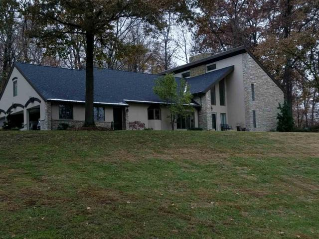 1606 N Oak Ridge Lane, Washington, IN 47501 (MLS #201851369) :: The ORR Home Selling Team