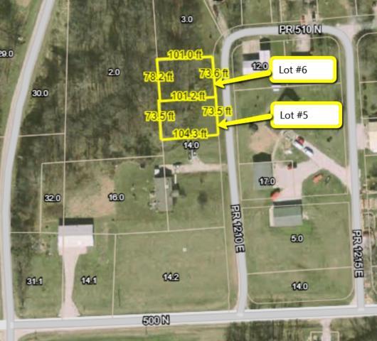 N Private Road 1210, Loogootee, IN 47553 (MLS #201851662) :: The ORR Home Selling Team
