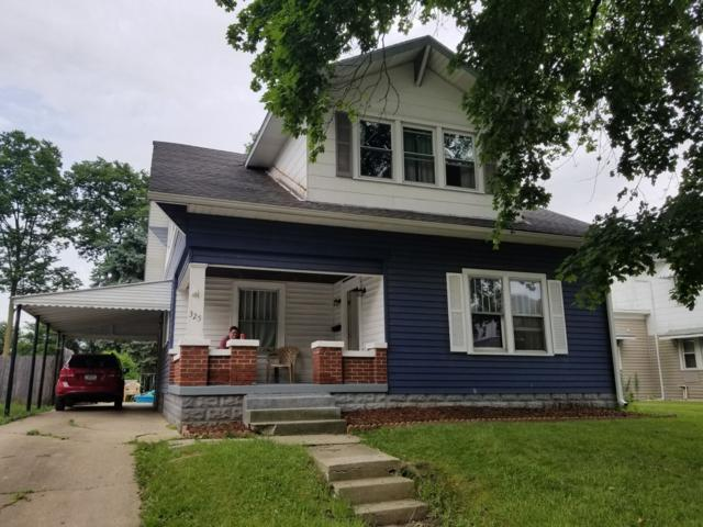 325 S East Street, Winchester, IN 47394 (MLS #201852368) :: The ORR Home Selling Team