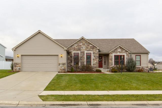 5619 Yellow Wood Drive, South Bend, IN 46614 (MLS #201852664) :: Parker Team