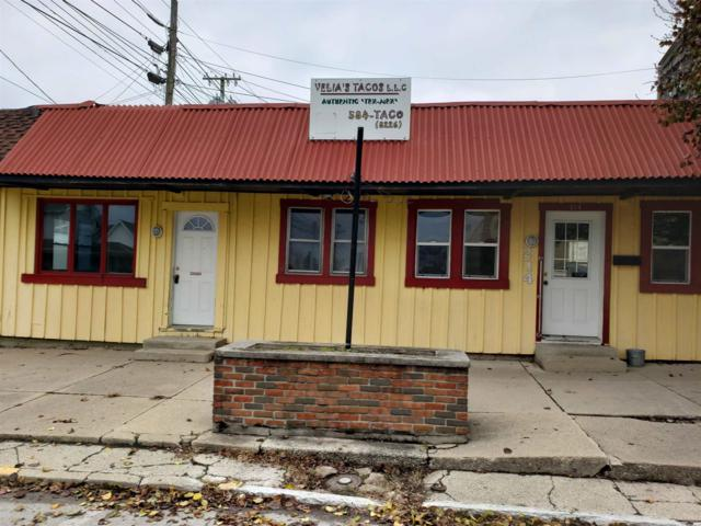 214 W Franklin Street, Winchester, IN 47394 (MLS #201852810) :: The ORR Home Selling Team
