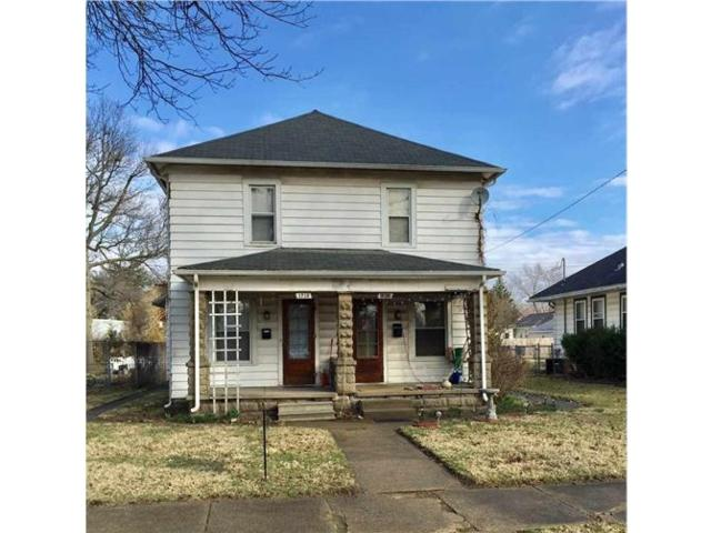 1710-1712 Perrine S Street, Lafayette, IN 47904 (MLS #201853218) :: The Romanski Group - Keller Williams Realty