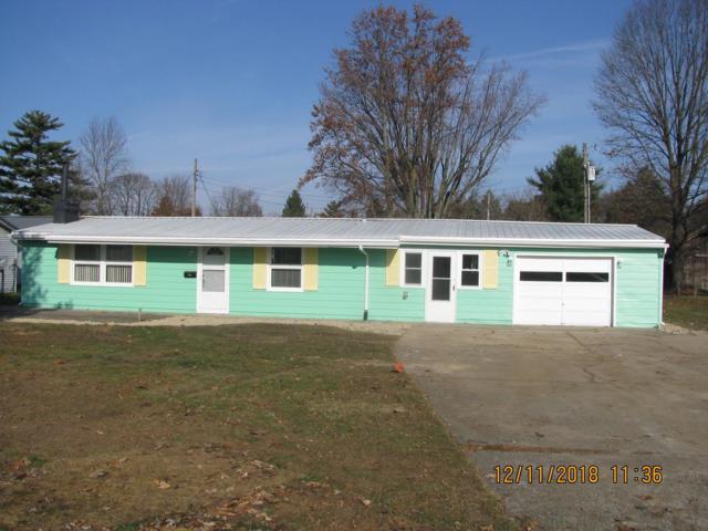 806 E Walnut St., Akron, IN 46910 (MLS #201853548) :: The Romanski Group - Keller Williams Realty