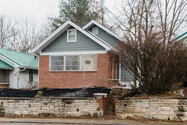 1205 S Lincoln Street, Bloomington, IN 47401 (MLS #201853584) :: Parker Team