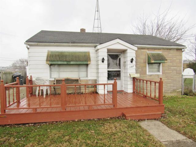 1307 S Purdum Street, Kokomo, IN 46902 (MLS #201853645) :: The ORR Home Selling Team