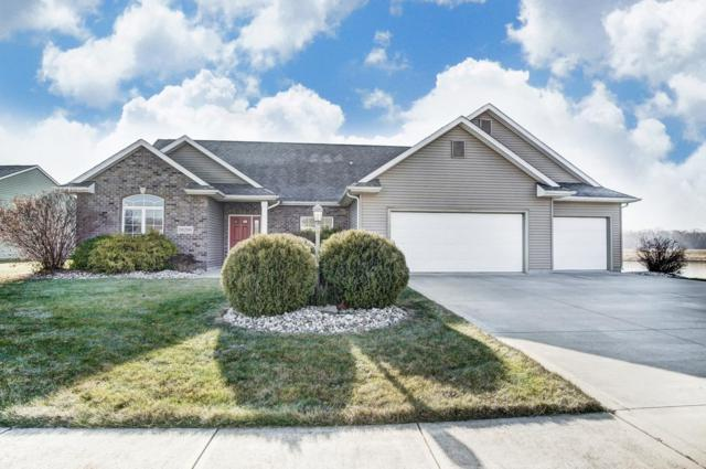 10208 Greenwood Lakes Drive, New Haven, IN 46774 (MLS #201853753) :: The ORR Home Selling Team