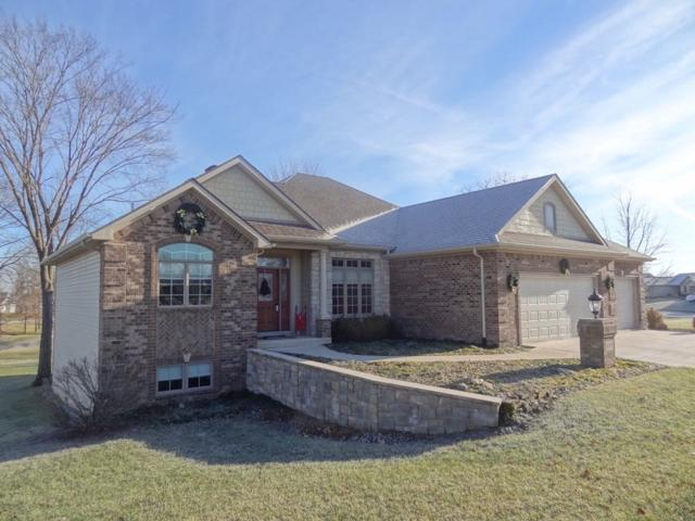 1669 E Brookside, Columbia City, IN 46725 (MLS #201854289) :: The Dauby Team