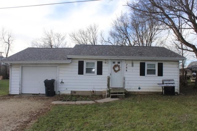 706 N Delaware Street, Albany, IN 47320 (MLS #201854442) :: The ORR Home Selling Team