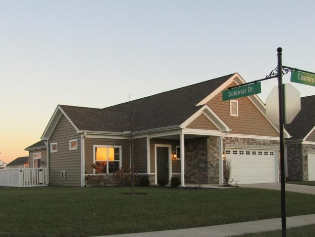 3895 Casmiro Drive, West Lafayette, IN 47906 (MLS #201854545) :: The ORR Home Selling Team