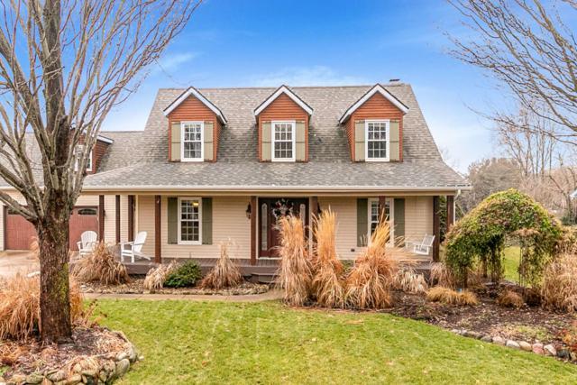 15404 Hunting Ridge Trail, Granger, IN 46530 (MLS #201854732) :: The ORR Home Selling Team