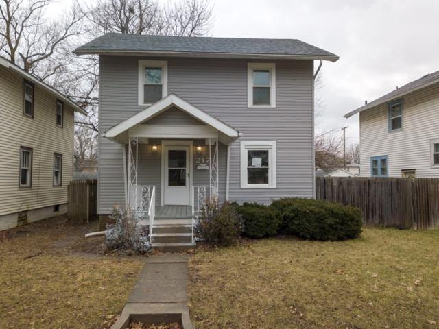 217 Mckinnie Avenue, Fort Wayne, IN 46806 (MLS #201855018) :: TEAM Tamara
