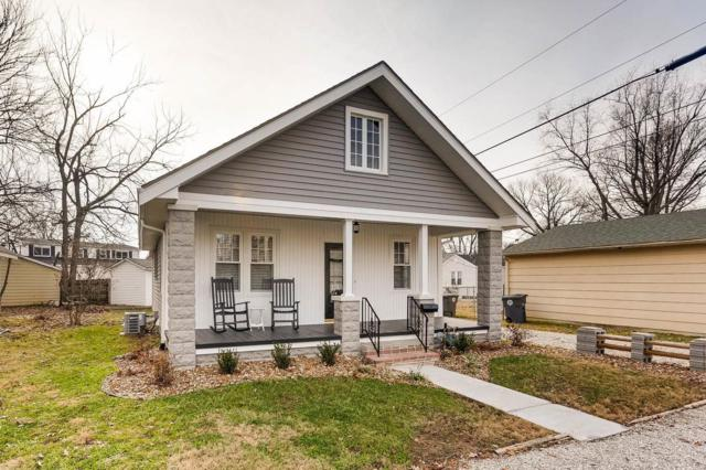 1743 Bellaire Avenue, Evansville, IN 47711 (MLS #201900827) :: The ORR Home Selling Team