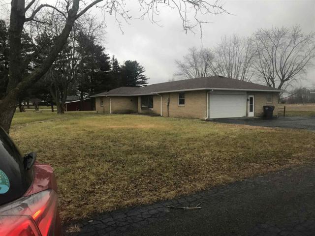 8389 N State Road 9, Alexandria, IN 46001 (MLS #201900833) :: The ORR Home Selling Team