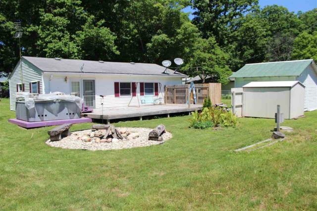 40 Lane 118B Big Turkey Lake Lane, Lagrange, IN 46761 (MLS #201900834) :: TEAM Tamara