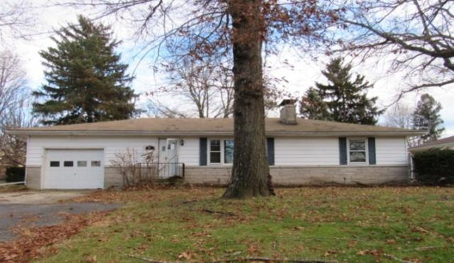 1624 Castle Hills Drive, New Castle, IN 47362 (MLS #201901124) :: The ORR Home Selling Team