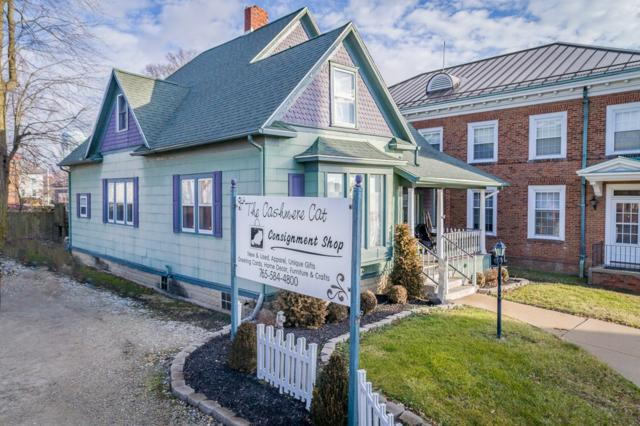 131 E Washington Street, Winchester, IN 47394 (MLS #201901391) :: The ORR Home Selling Team