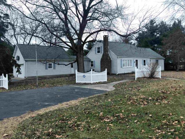 5969 N 1350 EAST - 34 Road, Converse, IN 46919 (MLS #201901501) :: The ORR Home Selling Team
