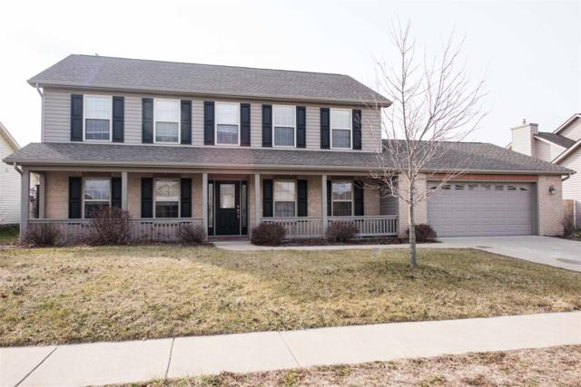 3930 Rushgrove Drive, Lafayette, IN 47909 (MLS #201901732) :: The Romanski Group - Keller Williams Realty