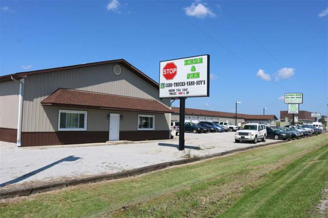 7742 N Us Hwy 421 Highway, Monticello, IN 47960 (MLS #201901988) :: The Romanski Group - Keller Williams Realty