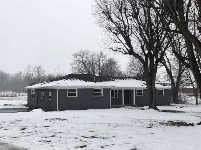 9161 W Cr 550  S Road, Daleville, IN 47334 (MLS #201902215) :: The ORR Home Selling Team