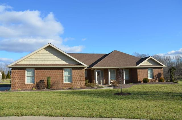 638 N Brookstone Court, Jasper, IN 47546 (MLS #201902250) :: The ORR Home Selling Team