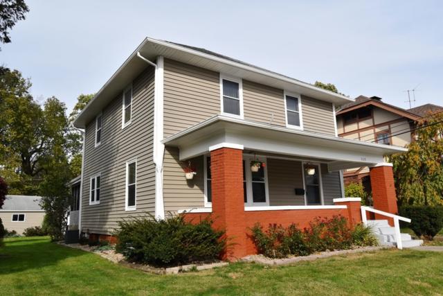 608 E Walnut Street, Frankfort, IN 46041 (MLS #201902332) :: The Romanski Group - Keller Williams Realty