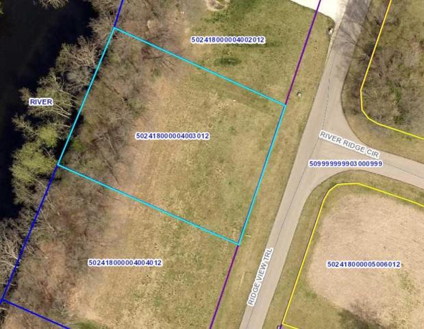 TBD Ridge View Trail, Tippecanoe, IN 46570 (MLS #201902811) :: The ORR Home Selling Team