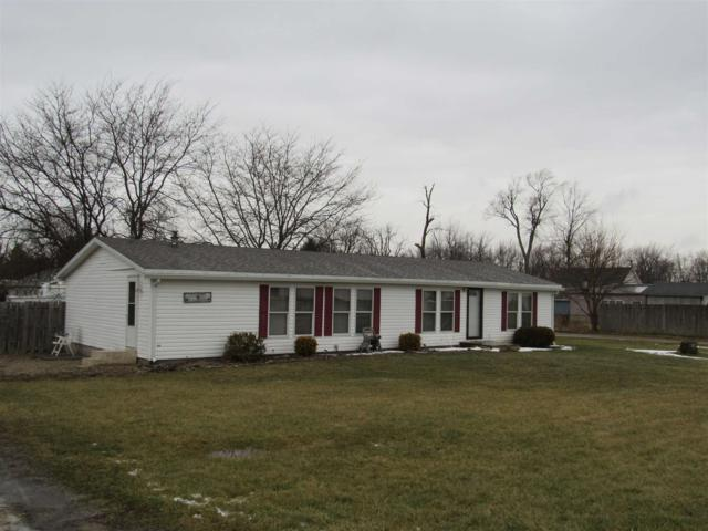 126 S 3rd Street, Parker City, IN 47368 (MLS #201903350) :: The ORR Home Selling Team