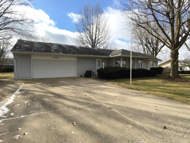 301 Roselawn Drive, New Castle, IN 47362 (MLS #201904315) :: The ORR Home Selling Team