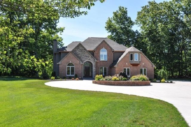 6811 Ripple Creek Drive, Lafayette, IN 47905 (MLS #201904637) :: The Romanski Group - Keller Williams Realty