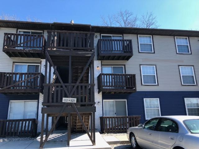 320 Brown Street #817, West Lafayette, IN 47906 (MLS #201904867) :: Parker Team
