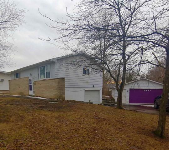 2931 Cambridge Boulevard, Fort Wayne, IN 46808 (MLS #201905146) :: The ORR Home Selling Team