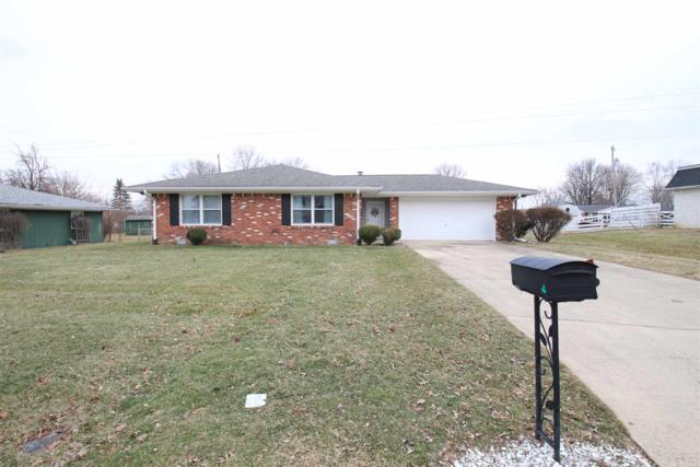 3923 Pippin Lane, Lafayette, IN 47905 (MLS #201905649) :: Parker Team