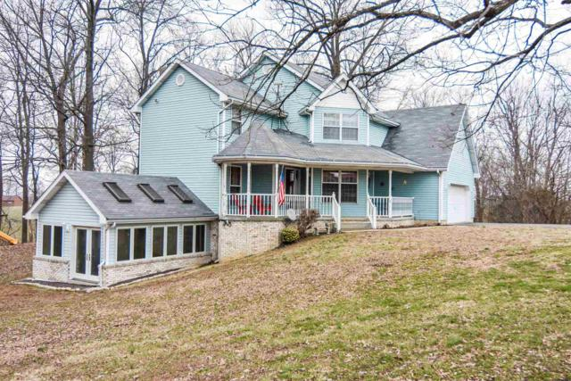 11900 Vo Drive, Poseyville, IN 47633 (MLS #201905735) :: The Dauby Team