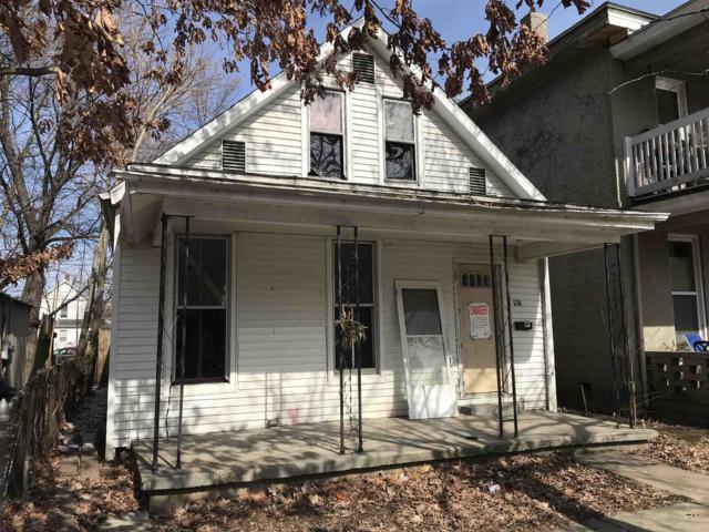 1214 Cincinnati Street, Lafayette, IN 47904 (MLS #201905812) :: The Romanski Group - Keller Williams Realty