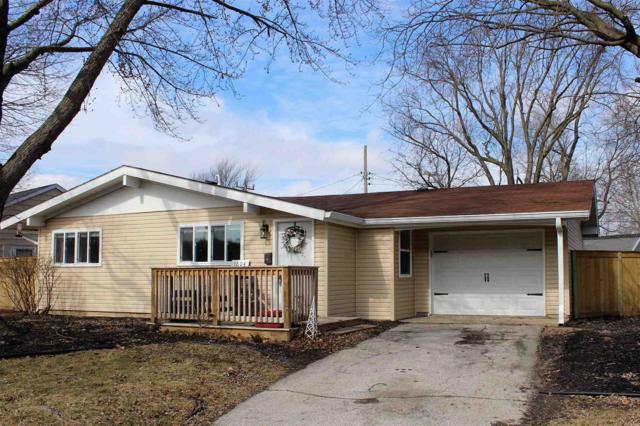 1604 Dearborn Street, Lafayette, IN 47904 (MLS #201905990) :: The ORR Home Selling Team
