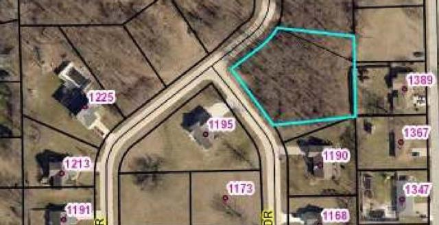 TBA Lot 15 Drive, Warsaw, IN 46750 (MLS #201905994) :: The ORR Home Selling Team