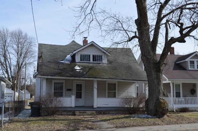 1508 N Walnut Street, Muncie, IN 47303 (MLS #201906050) :: The ORR Home Selling Team