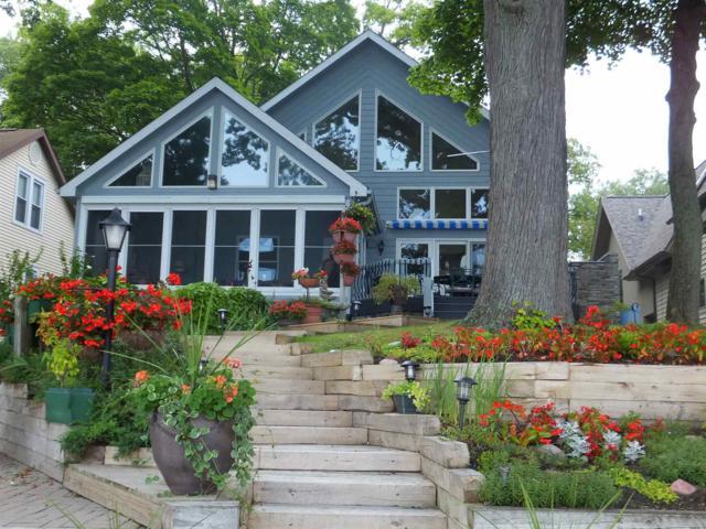 166 W Clear Lake Drive, Fremont, IN 46737 (MLS #201906125) :: The Romanski Group - Keller Williams Realty